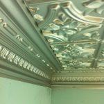Gothic Reims – Faux Tin Ceiling Tile – Glue up – 24″x24″ – #150