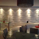 3D Wall Panels - Bamboo Pulp - #75