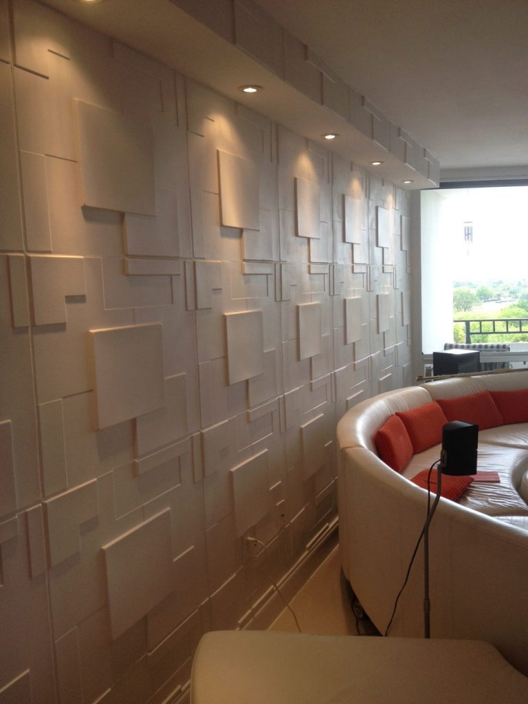 3d Wall Panels Bamboo Pulp 75 Dct Gallery