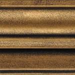 CC351 DIY Foam Crown Molding - Antique Gold - Hand Painted