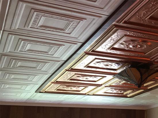 Chestnut Grove – Styrofoam Ceiling Tile – 20″x20″ – #R 31