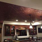 "Diamond Wreath - Styrofoam Ceiling Tile - 20""x20"" - #R02"
