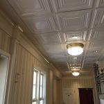 Edgerton Square - Aluminum Ceiling Tile - #2401