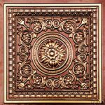 Rhine Valley – Faux Tin Ceiling Tiles – Drop In – 24″x24″ – #VC 02