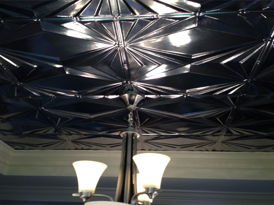 Shanko – Aluminum – Wall and Ceiling Patterns – #507