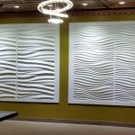 3D Wall Panels – Bamboo Pulp – #71