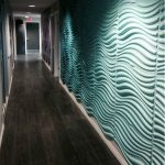 3D Wall Panels – Bamboo Pulp – #77
