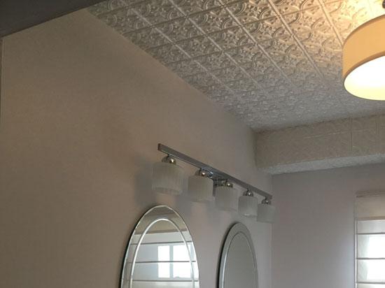 Pvc Tiles For Bathroom Ceiling
