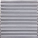 "Modern Lines - Faux Tin Ceiling Tile - 24""x24"" - #251"