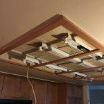 Queen Anne Lace - Copper Ceiling Tile - #2406