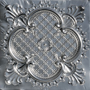 Lancelot - Shanko Tin Plated Steel Ceiling Tile - #500