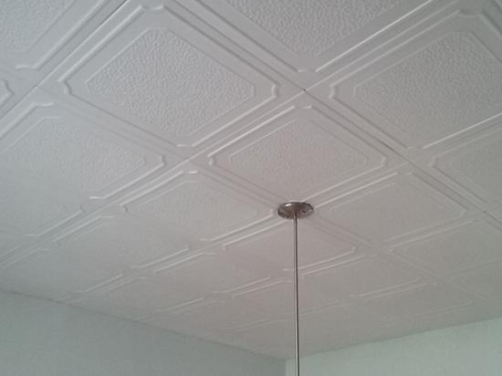 Styrofoam Ceiling Tile – 20″x20″ – #R20