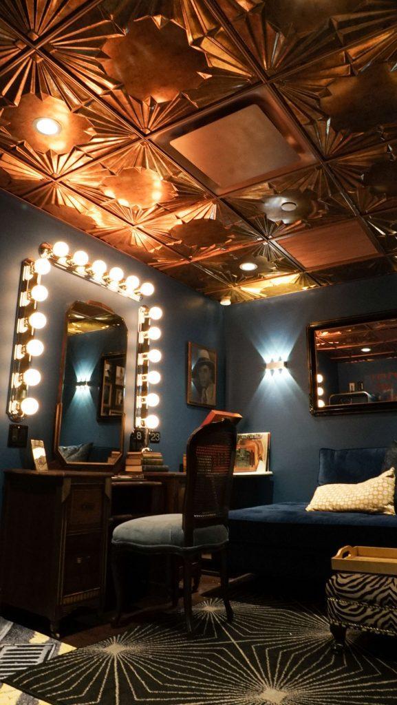 Art Deco Mirroflex Ceiling Tiles Pack