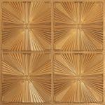 "Faux Tin Ceiling Tile - 24""x24"" - #242"