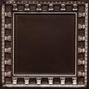 "Parthenon - Faux Tin Ceiling Tiles - Drop In - 24""x24"" - #236"