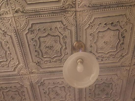 Diy tin ceiling tiles