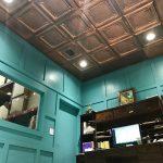 """Jackson Square - Copper Ceiling Tile - 24"""" x 24"""" - #2431"""