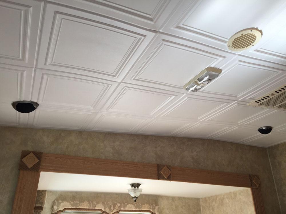 Line Art Styrofoam Ceiling Tile 20 X20 R 24 Dct Gallery