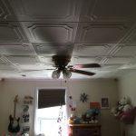 "The Virginian - Styrofoam Ceiling Tile - 20""x20"" - #R08"