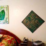 """Tropical Breeze - Aluminum Ceiling Tile - 24""""x24"""" - #2448"""
