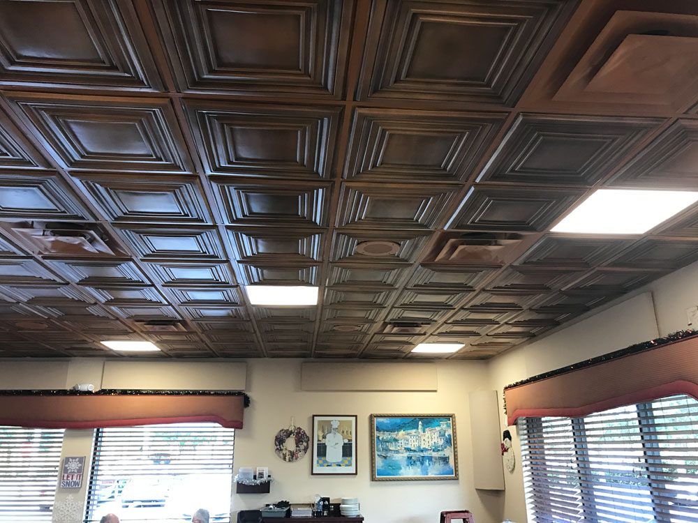 Armstrong tin ceiling tiles