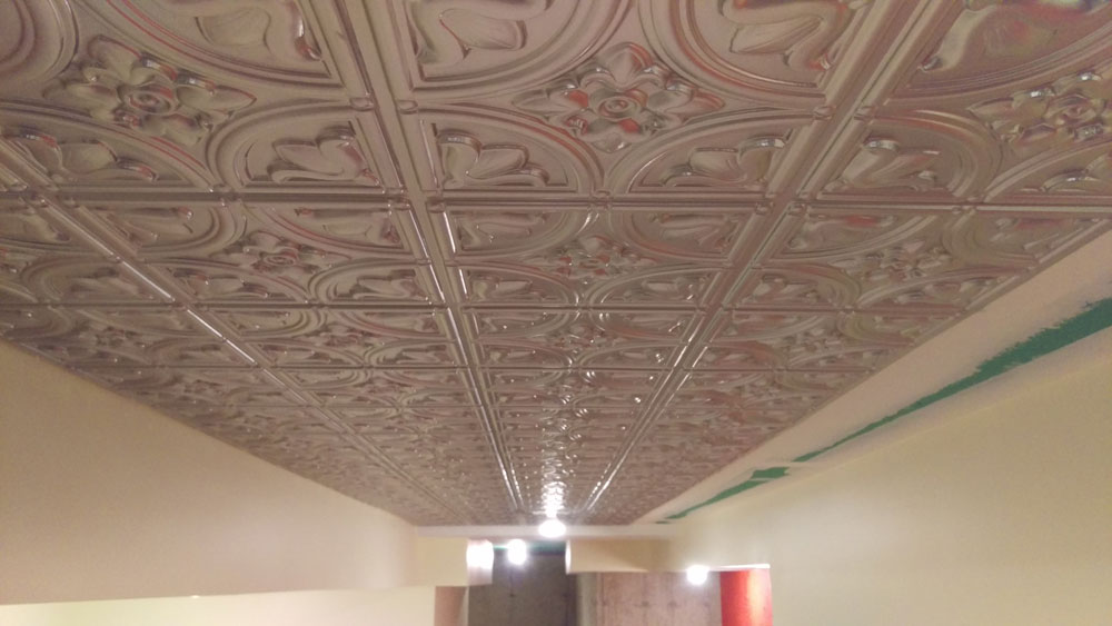 faux tin ceiling tiles living and dining page 20 dct gallery 29223