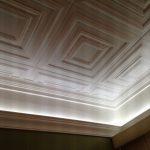 """Chestnut Grove - Styrofoam Ceiling Tile - 20""""x20"""" - #R 31"""
