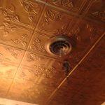 """Ivy Leaves - Styrofoam Ceiling Tile - 20""""x20"""" - #R37"""