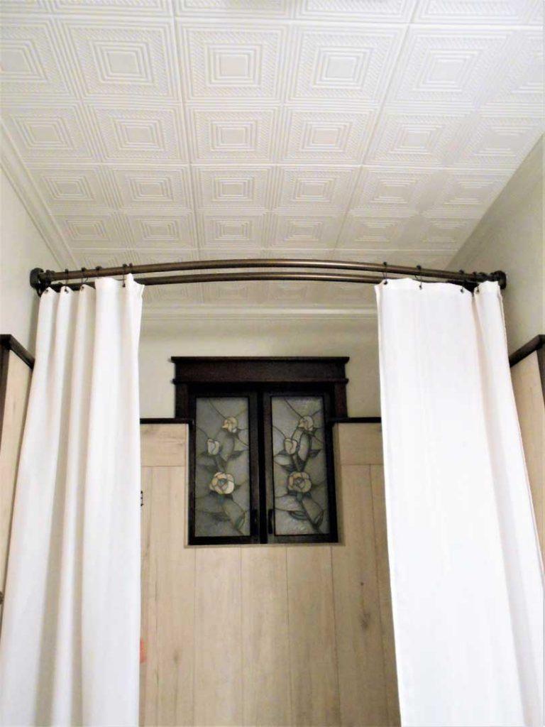 Nested Squares Styrofoam Ceiling Tile 20 X20 R11