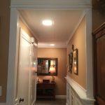 "Bead Board - Styrofoam Ceiling Tile - 20""x20"" - #R104"