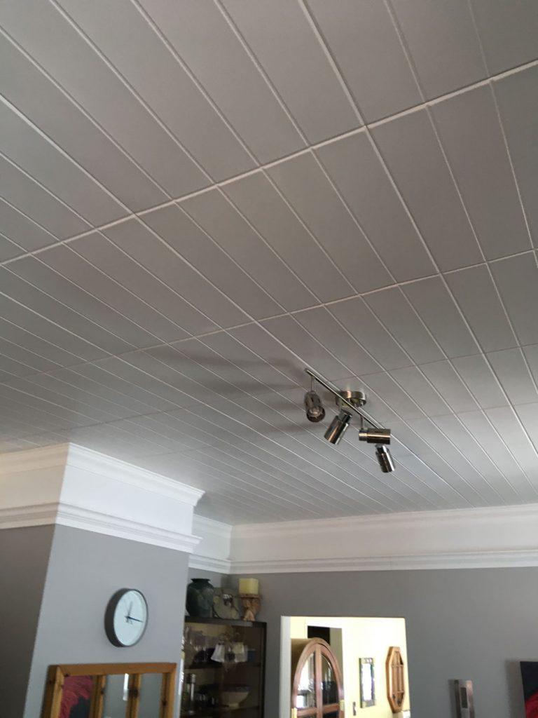 Bead Board Styrofoam Ceiling Tile 20 X20 R104