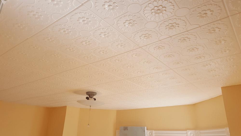 Foam Ceiling Tiles 2 4