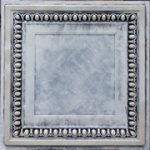 "Cambridge - Faux Tin Ceiling Tile - 24""x24"" - #DCT 06"