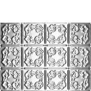 Autumn Leaves - Aluminum Backsplash Tile - #0608