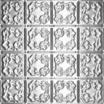 "Autumn Leaves - Aluminum Ceiling Tile - 24"" x 24"" - #0608"