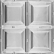 "Constitution Square - Aluminum Ceiling Tile - 24""x24"" - #1221"