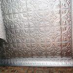 Crystal Crowns - Aluminum Cornice - Nail up - #EC0401