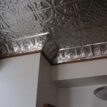 Crystal Crowns - Aluminum Cornice - Nail up - #EC0401