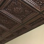 Da Vinci Faux Tin Ceiling Tile Drop In 24x24 - 215