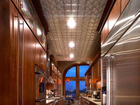 Dimensional Geometry – Aluminum Ceiling Tile – #0609