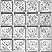 Dimensional Geometry - Aluminum Ceiling Tile - #0609