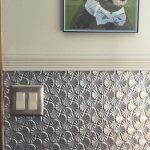 "Faux Tin Ceiling Tile - 24"" x 24"" - #262"