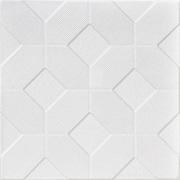 """Garden Lattice - Styrofoam Ceiling Tile - 20""""x20"""" - #R61"""