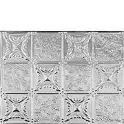 Grandma's Quilt - Aluminum Backsplash Tile - #0610