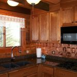 Gwen's Cabin - Copper Backsplash Tile - #0512