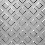 "Lattice - Aluminum Ceiling Tile - 24""x24"" - #2440"