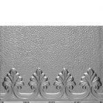 Majestic Finials - Aluminum Backsplash Tile - #2444