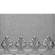 Majestic Finials - Aluminum Backsplash Tile - #2444