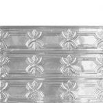 Peppy Pom Pons - Aluminum Backsplash Tile - #0618