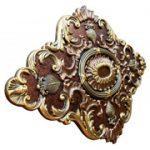 Perpetual Harmony II - FAD Hand Painted Ceiling Medallion - #CCMF-128-2